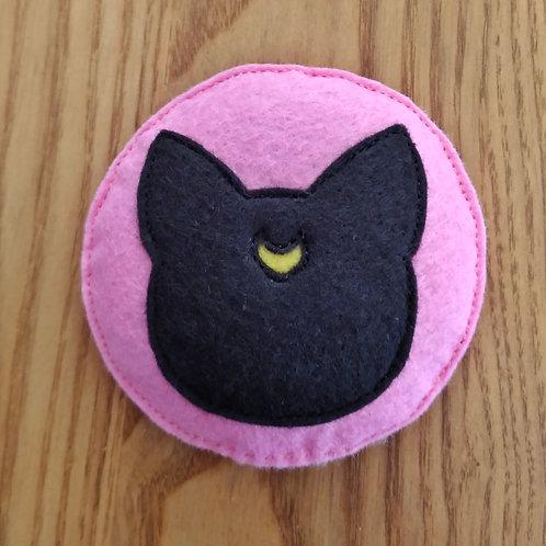 Sailor Moon Luna Catnip Cat Toy