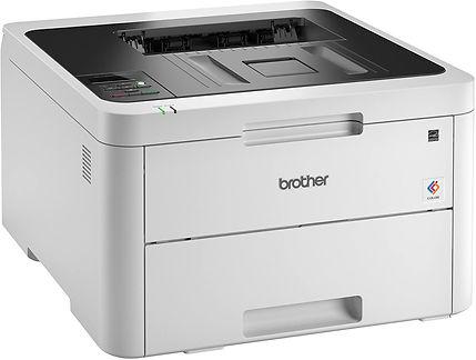 Brother HLL3230CDW Impresora láser Color A4 Brother compacta. Ideal para home office y empresas. Redomendada para 1 hasta 500 impresiones.