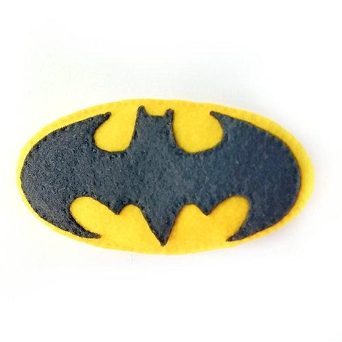 Batman Symbol Catnip Cat Toy