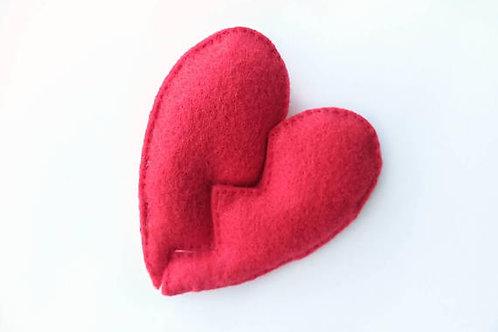 Broken Heart Teaser Toy