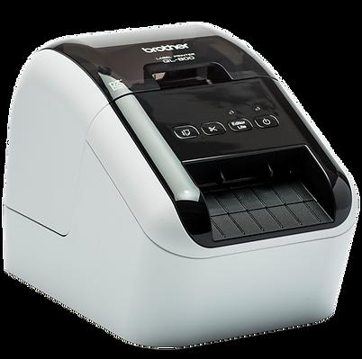 Impresora de código de Barras & etiquetas autoadhesivas Brother QL800 - Ideal para pequeños negocios de alimentación, repuestos automotrices, educación, abastos, farmacia y muchas otras aplicaciones.
