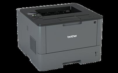 Impresora láser Blanco y Negro B&N formato A4 Brother HLL5100N especial para oficinas corporativas