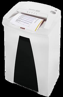 Destructora de Documentos para Oficina HSM B22 1831 de 22 hojas por pasada y corte en partículas. HSM es una marca de procedencia Alemana.