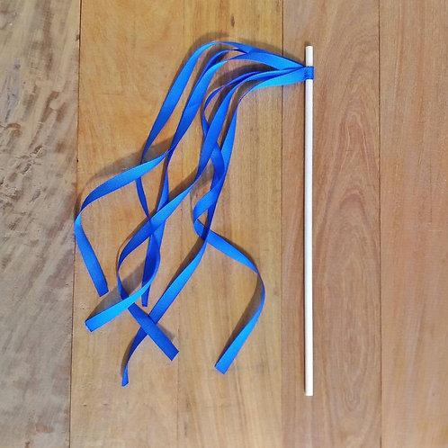 Ribbon-on-a-stick