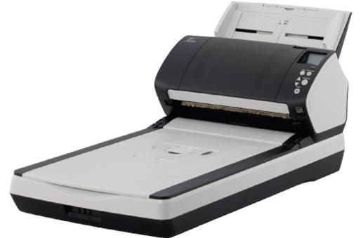 Fujitsu Cama Plana Scanner fi7260 Quito Ecuador escaner documentos