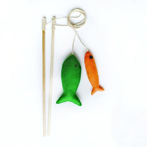 Cat-fishing Rod