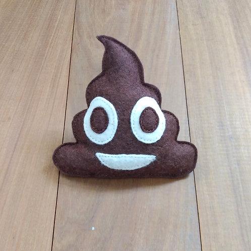 Honeysuckle or Catnip Poop Emoji