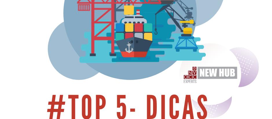 Top 5 - Dicas para Importar para o Brasil