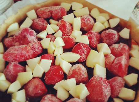 Lets welcome Spring – Bake with Fruit