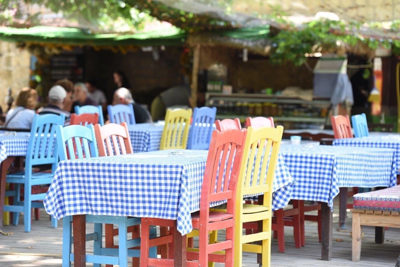 Café in Adatepe