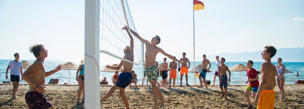 Daily Beach Volleyball