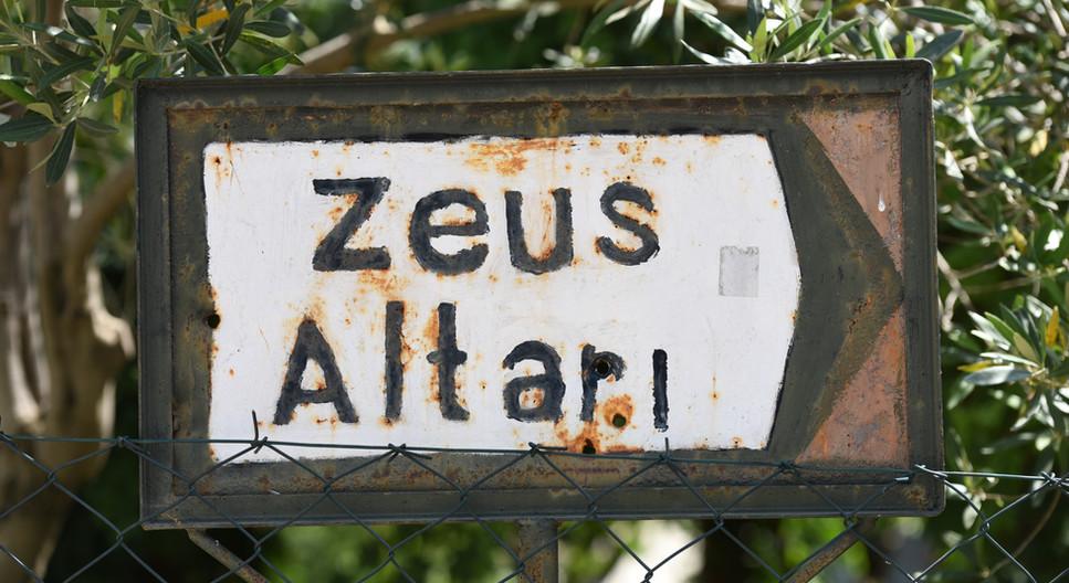 Zeus Altar