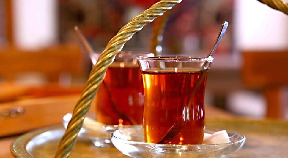 Always Tea time