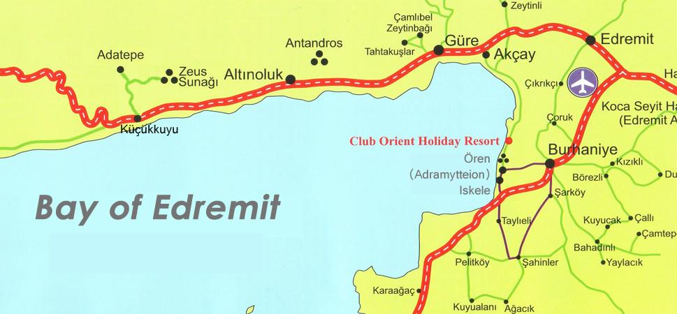 Bay of Edremit