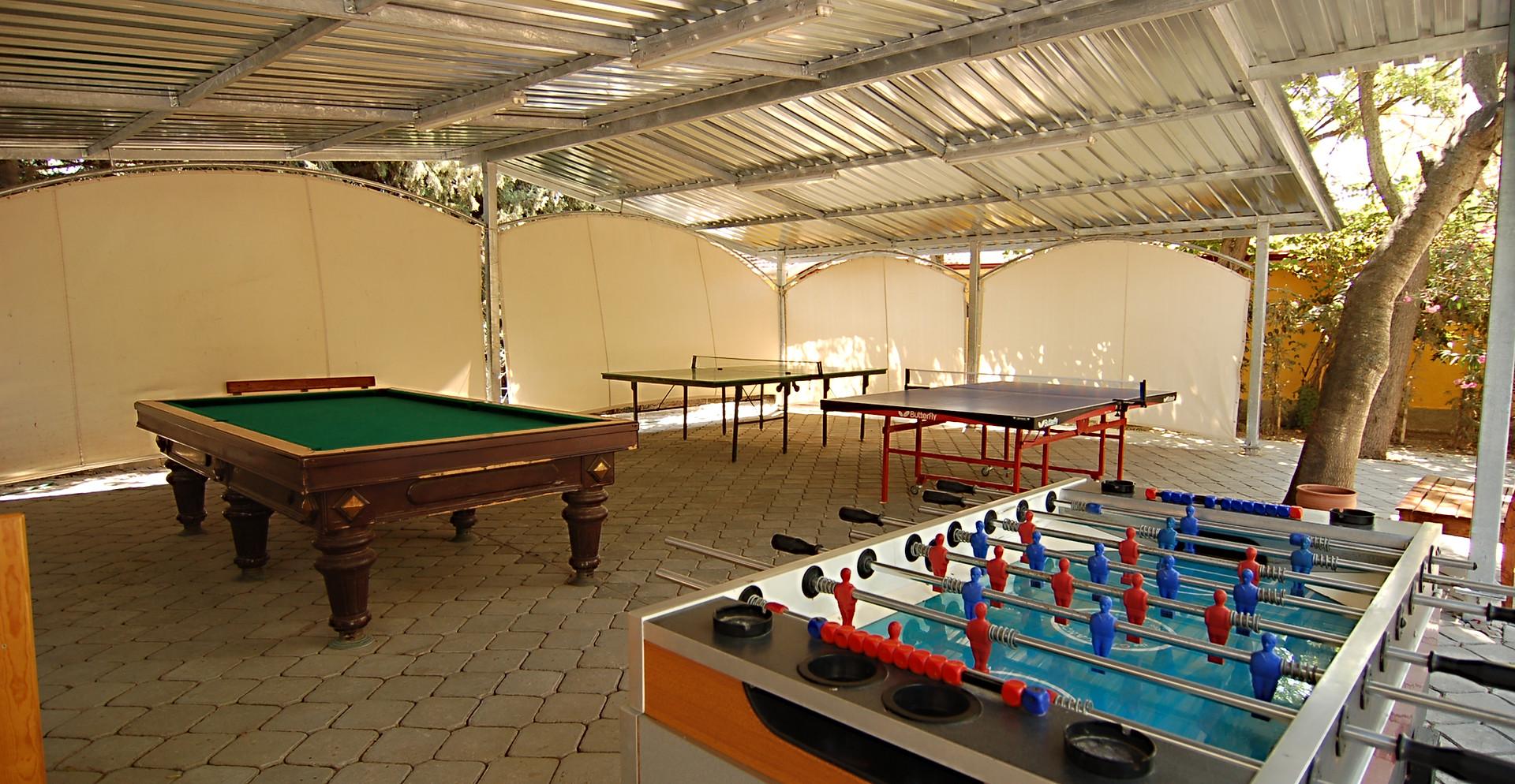 Billard Ping Pong Kicker