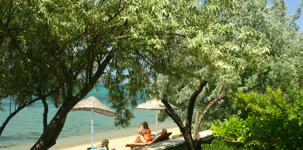 Club Orient Private Beach