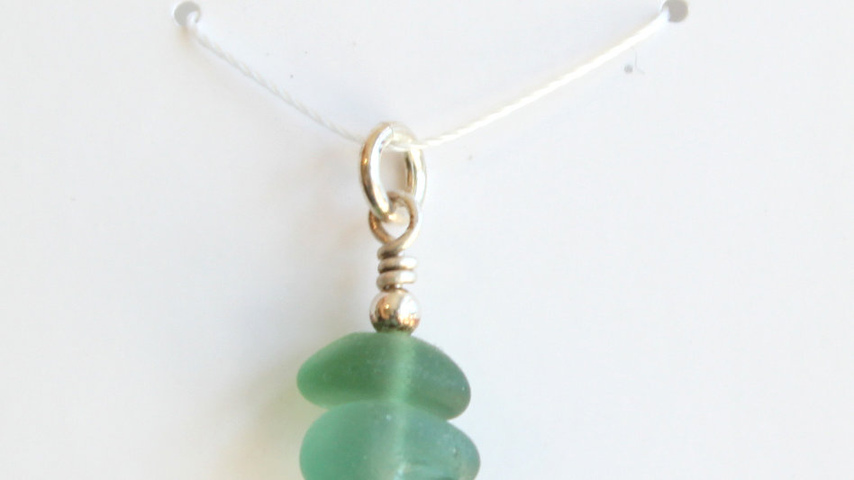 Sea Glass Charm by Nicola -299