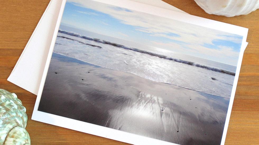 Seacliff State Beach Aptos photo card -9533