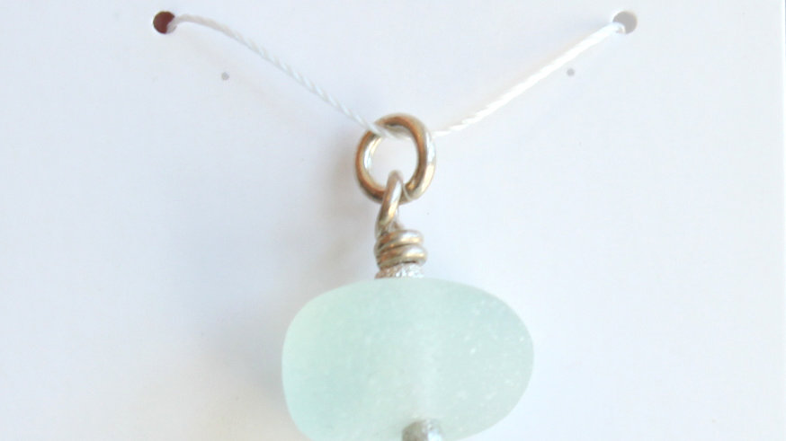 Sea Glass Charm by Nicola -224
