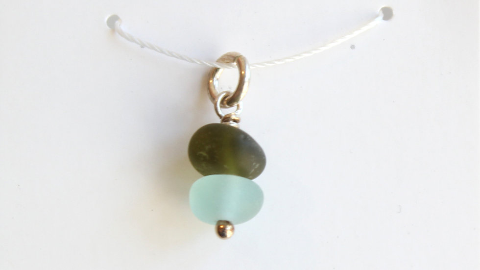 Sea Glass Charm by Nicola -300
