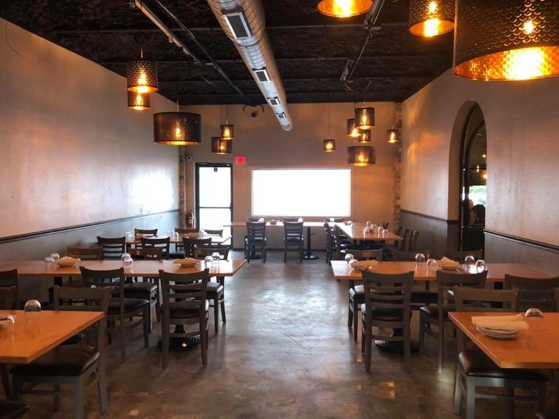 Sociale Restaurant Seating Area