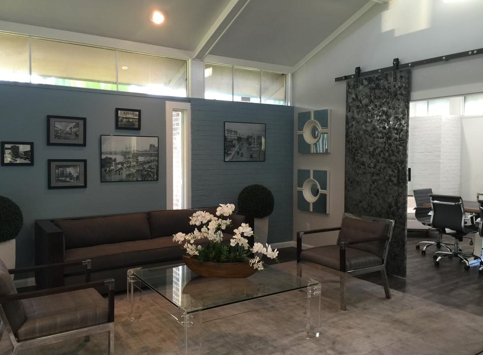 Mezerah Office Lobby