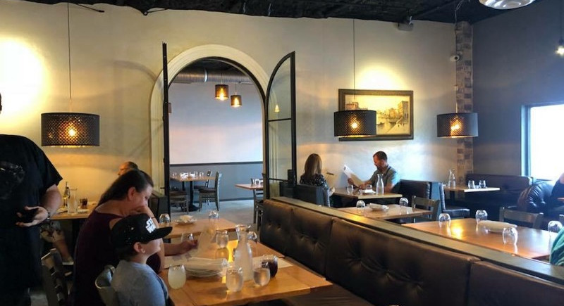 Sociale Restaurant Interior