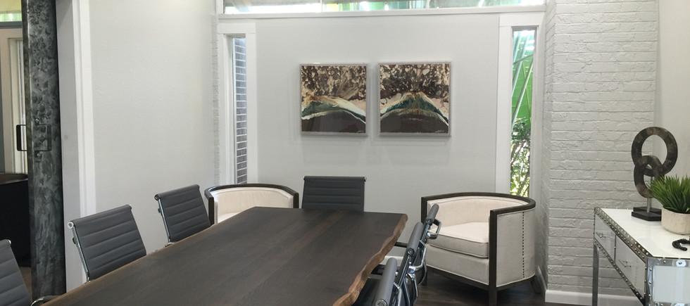 Mezerah Office Conference Room