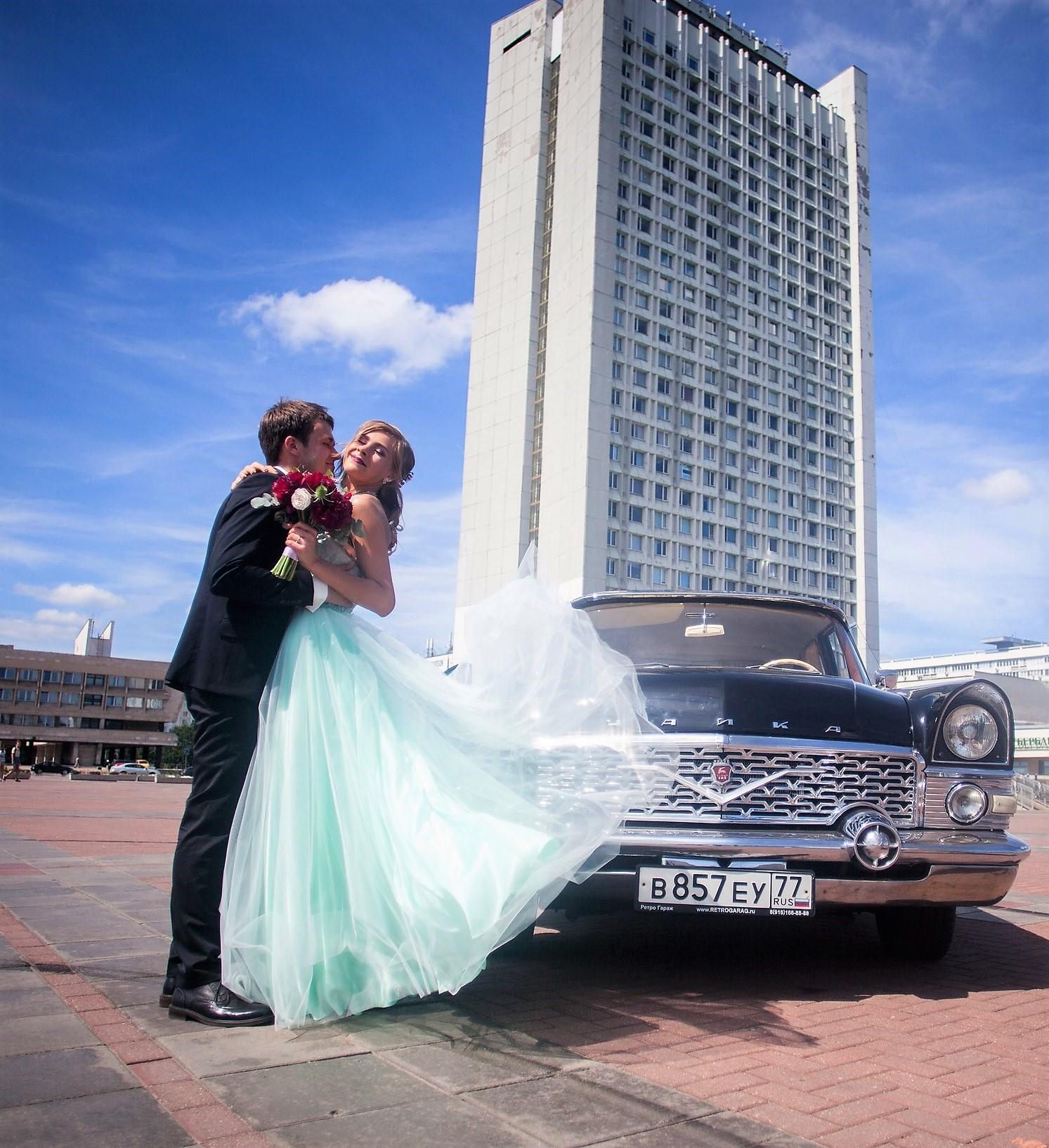 Свадьба в Зеленограде от Трэжоли