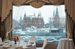 Оформление свадьбы в Москве