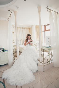Утро невесты от Трэжоли