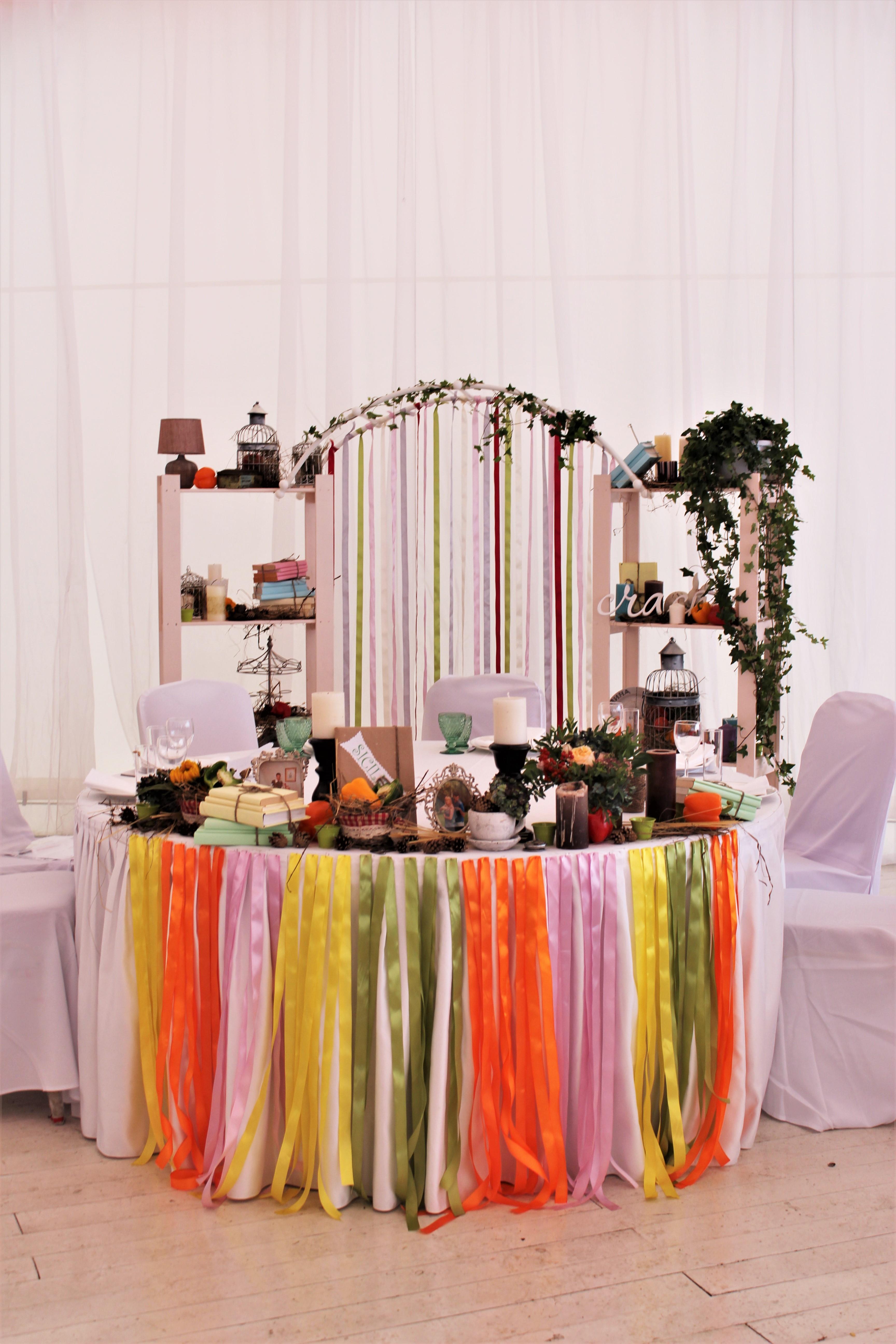 яркая свадьба в Москве