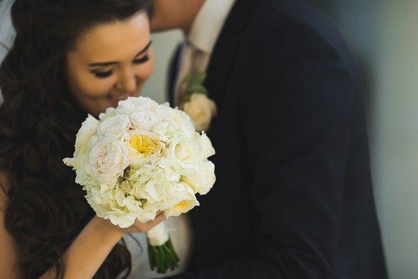 Нежный Букет невесты в Москве
