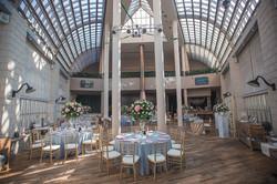 Ресторан Сорока. Декор Свадьбы