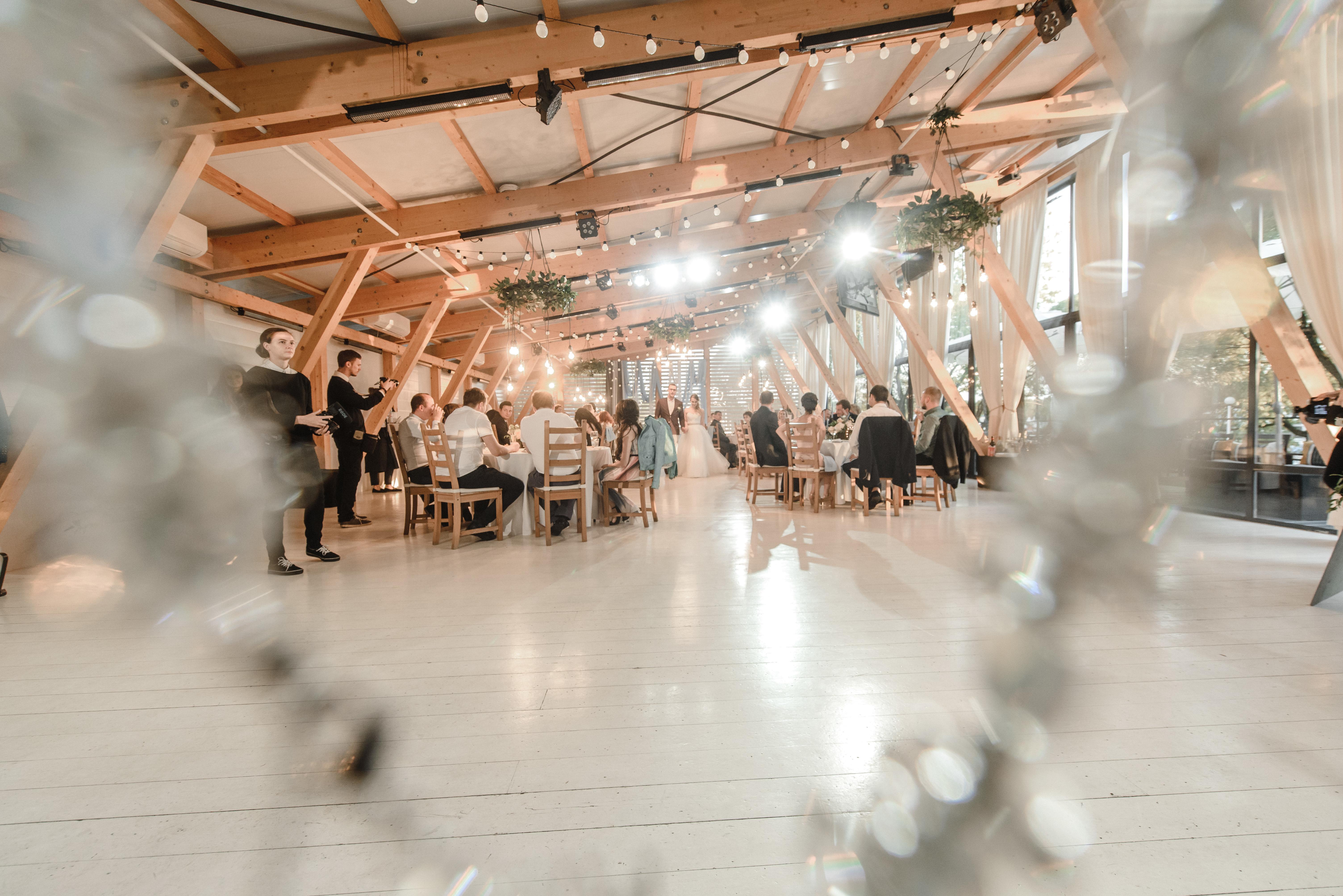 Свадебное оформление в Москве