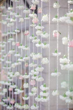 Гирлянда для декора свадьбы