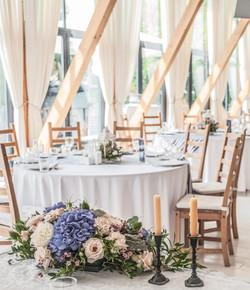 Президиум на свадьбе в Москве