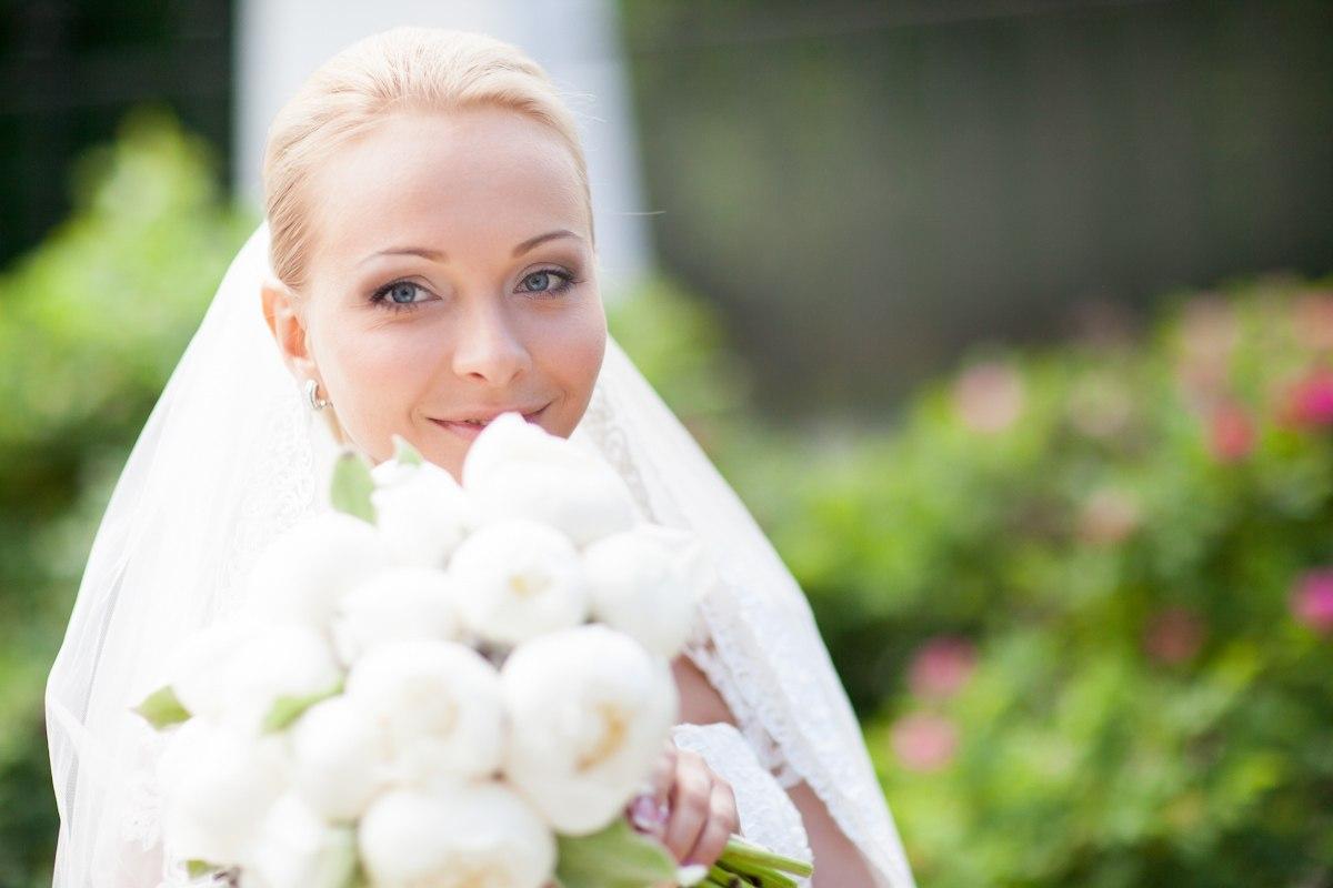 Букет невесты Наташи Варвиной