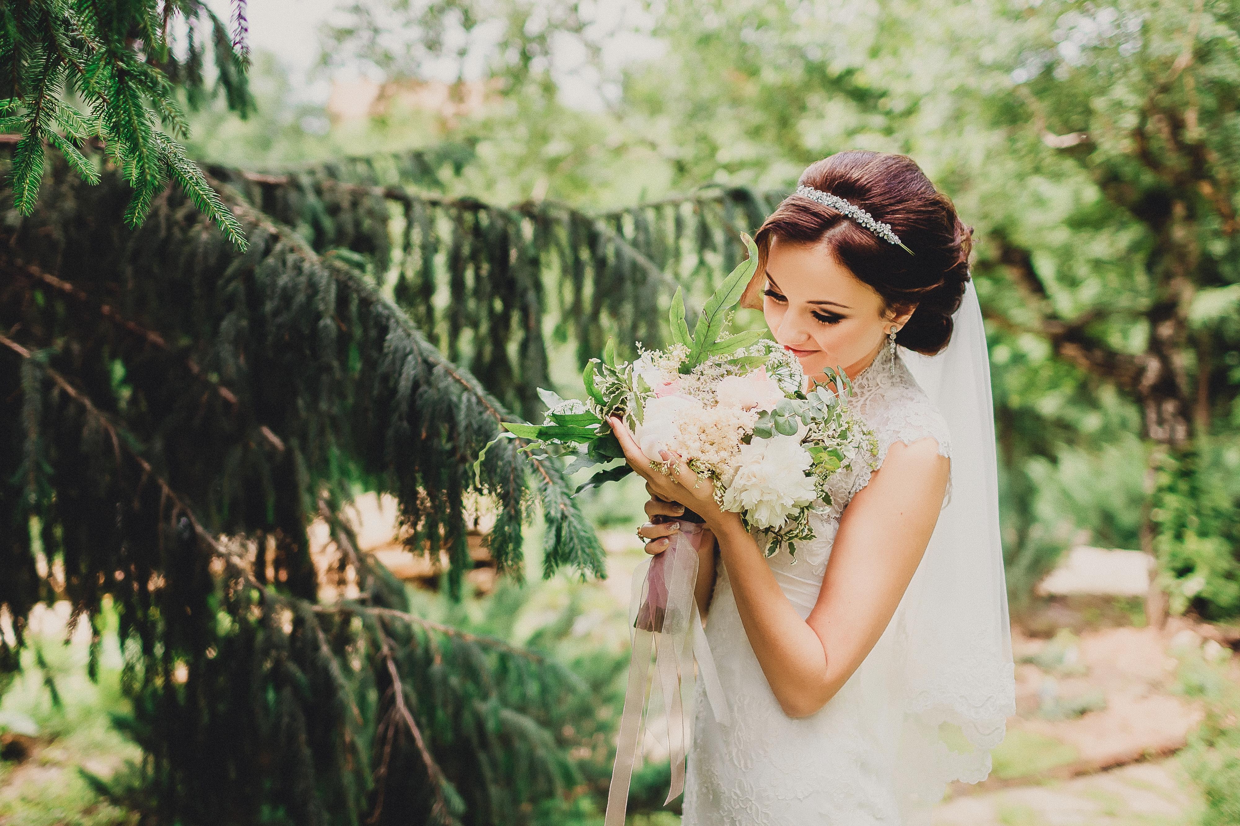Букет невесты 2017 в Москве