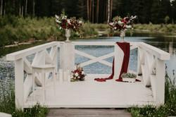 Оформление свадьбы в Москве. Букет