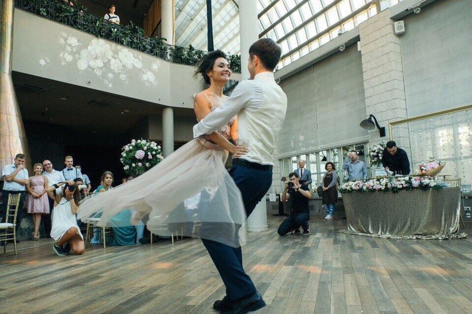 Стильный декор свадьбы