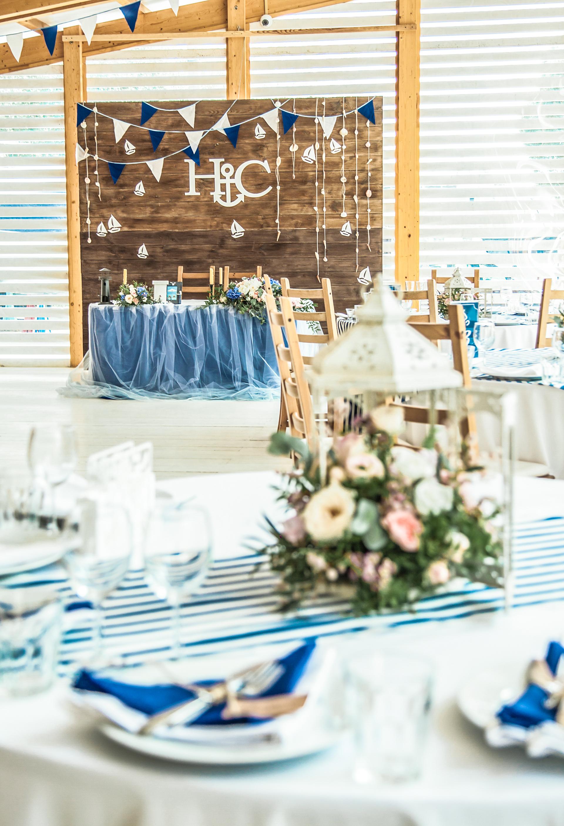 Флористика и декор свадьбы в Москве