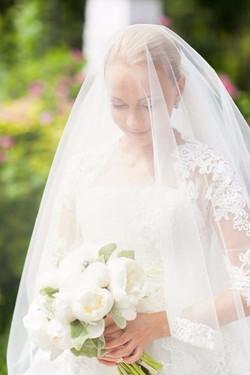 Букет невесты Натальи Варвиной