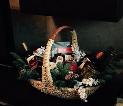 Новогодняя корзина Зеленоград