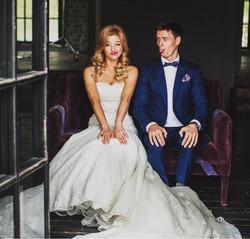 Свадьба в лофте Москва