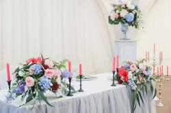 Свадебный декор в Москве