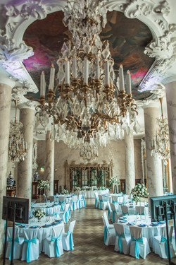 Отель Hilton Свадьба Декор Москва