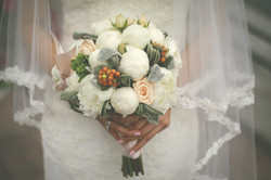 Нежный букет невесты Москва