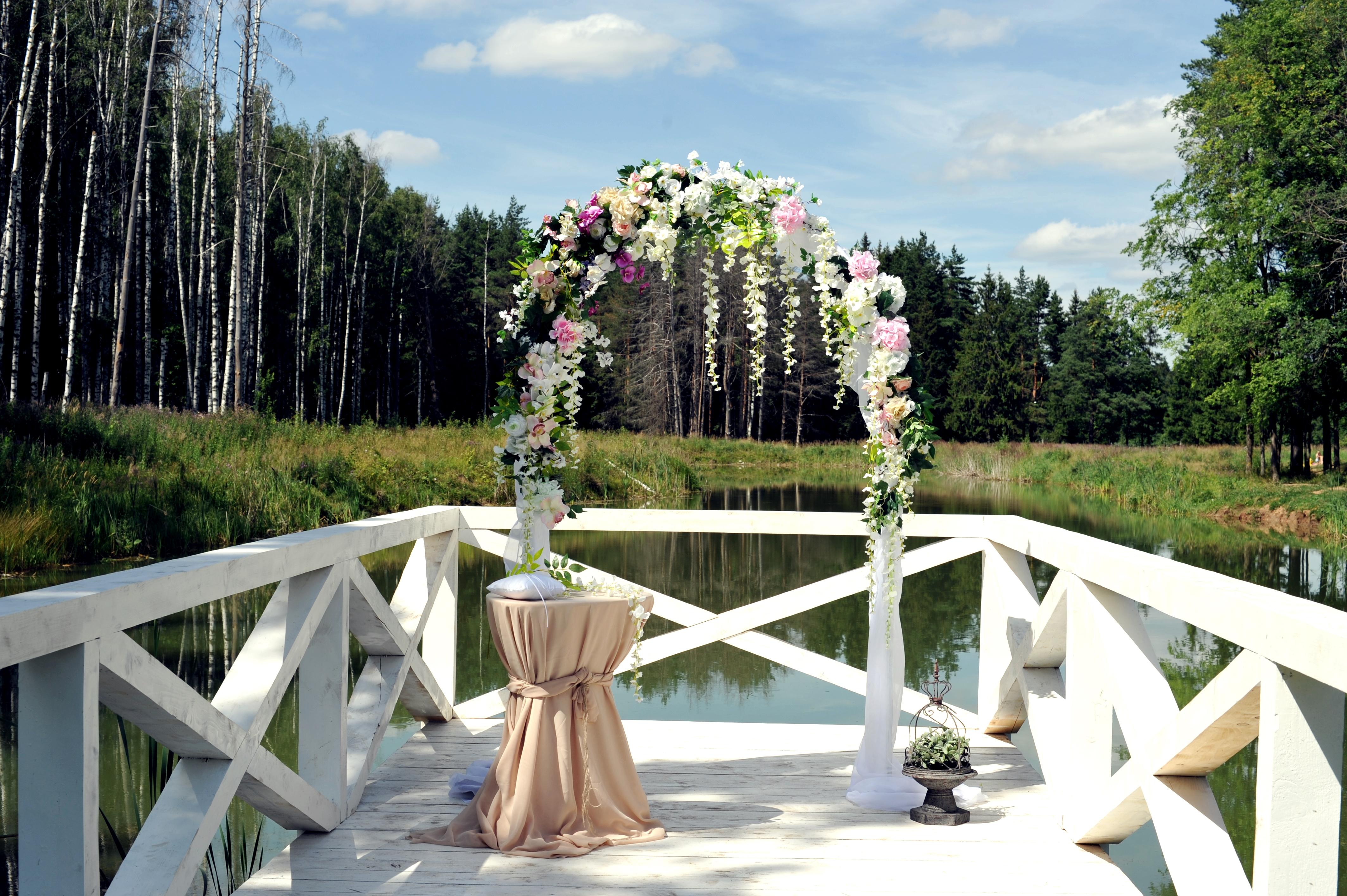 Выездная церемония в Зеленоград