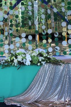 Свадьба 2017. Цвет Lush Meadow